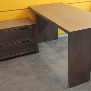 Mogul Desk and Credenza